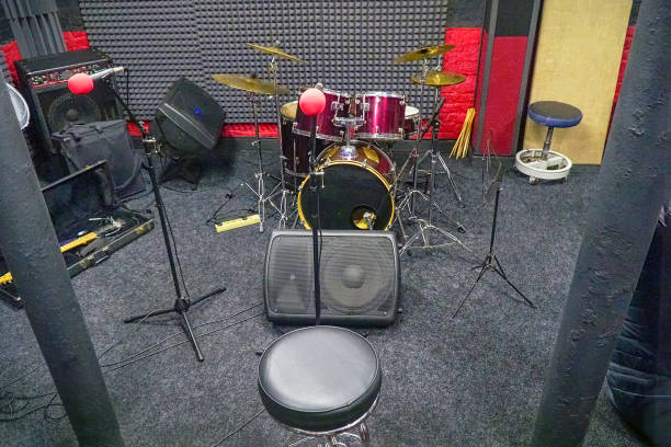 Soundproofing a Drum Room