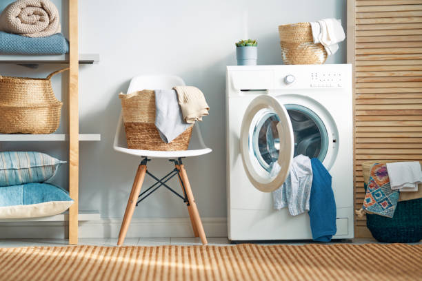 Washing Machine Noise Reduction