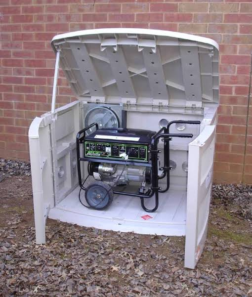 Build a Machine Enclosure for generator