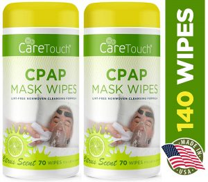 CPAP Cleaning Mask Wipes