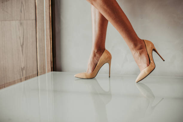 Make Heels Quieter